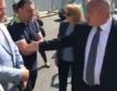 Борисов провери третия метро лъч +видео
