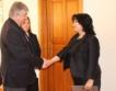 Руският посланик се срещна с Т.Петкова