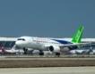 Полетя китайски пътнически самолет