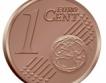 Италия изтеля монети от 1 и 2 евроцента