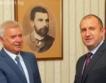 """Президентът прие ръководството на """"Лукойл"""""""