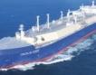 Най-мощният превозвач на LNG пуснат на вода