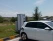 София-Кулата с електромобил