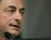 Драги: Скъпото евро - източник на несигурност