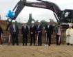Кърджали: Първа копка на нов завод