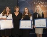Три жени учени с награди по 5 хил. евро