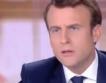 Първо ТВ интервю на френския президент
