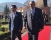 Борисов в Македония - изявление + видео