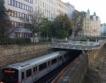 Виена: Тераса за отдих над метрото