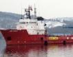 Учение с кораб за борба с разливите