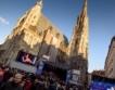 Виена: 2018 г. започна с валс на открито