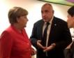 Меркел в София, видео