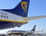 Ryanair спира полети в Гърция