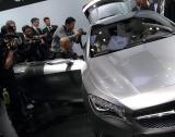 Електрическа S-класа от Mercedes