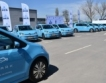 60 споделени електромобили в София