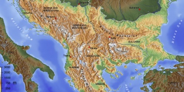 Свързаност на Западните Балкани + видео