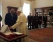 Борисов покани папата у нас