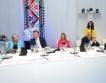 Какво написаха европейските лидери на масата + снимки