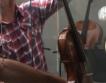 300 годишна цигулка в Казанлък
