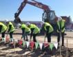 Бургас: Първа копка на Конгресен център