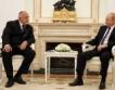 Руски медии за посещението на Борисов
