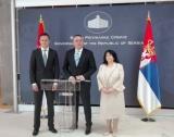 Газово сътрудничество със Сърбия и Унгария