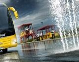 Два големи автобусни превозвачи се сливат