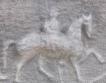 Мадарският конник в Парка на миниатюрите