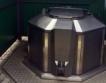 Сандански с подземни контейнери за смет
