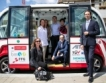 Автобус без шофьор вози виенчани
