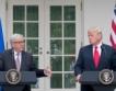 Тръмп и Юнкер се споразумяха за търговията