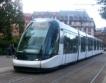 2018. В един елзаски трамвай.