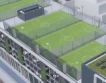 Футболно игрище на покрива