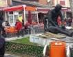 Българи, гърци пазаруват в Одрин