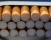 Контрабандата на цигари едва 4,7%