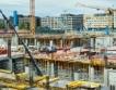 Спад в строителството за септември