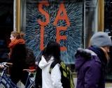 Еврозона: Спад в продажбите на дребно