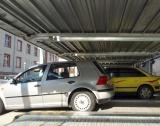 Нов буферен паркинг в центъра на София