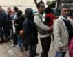 Безработица: 18,3% в Гърция, 11.4% в Турция