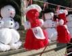 Плевен: Силен интерес за продажба на мартеници
