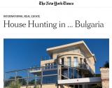 NYT с публикация за БГ лукс къща