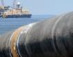 """""""Турски поток"""": Свързана е наземна и морска част"""