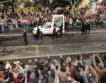 Хиляди унгарци в Румъния за месата на папата