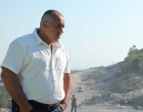 Борисов инспектира обекти в Севлиево и Габрово