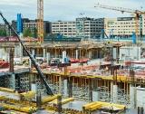 Спад на производството, подобрение на строителството