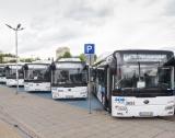+22 нови автобуса на природен газ в София