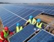 Палестина откри соларна електроцентрала