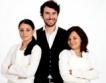Тримата мускетари – кулинарни иноватори