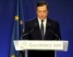 ЕЦБ повиши прогнозата си за растежа