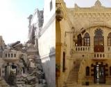 Вековният базар в Алепо бавно се възстановява